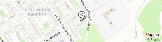 Твой Доктор на карте Петровского