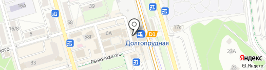 OZON.ru на карте Долгопрудного