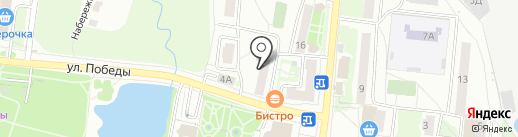Компьютер+ на карте Климовска