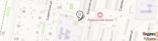 Аврал на карте Подольска