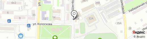 TianDe на карте Щёкино