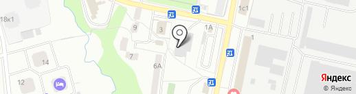 Посейдон на карте Климовска