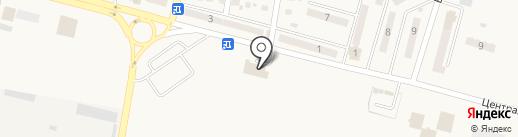 АТБ на карте Красногоровки