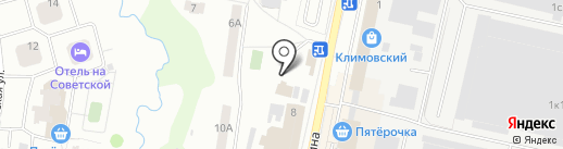 Ателье по ремонту одежды на карте Подольска