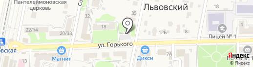 Aleks-west на карте Львовского