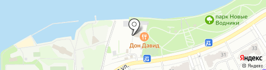 Барбекю LIFE на карте Долгопрудного