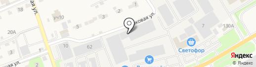 Ac-Trading на карте Петровского