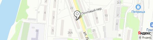 Glovers на карте Климовска