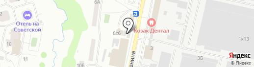 Мебель для души на карте Подольска