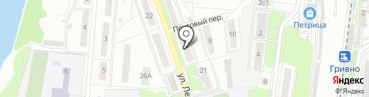 Риал Ком на карте Подольска