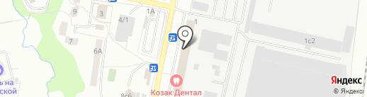 Альт-Мастер на карте Подольска