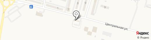 Магазин автотоваров, ЧП Жуков А.А. на карте Красногоровки