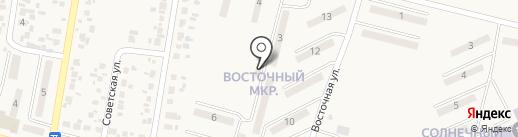 Сказка, продуктовый магазин на карте Красногоровки