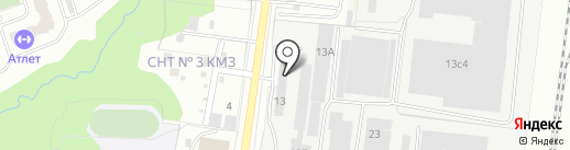 Фаворит на карте Климовска