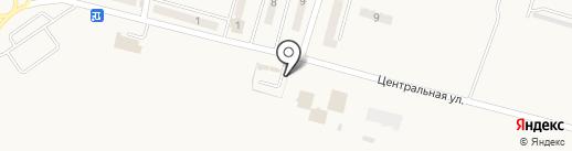 Автостоянка на карте Красногоровки