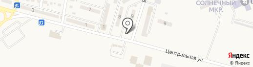 Житейские мелочи на карте Красногоровки