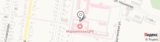Экситон на карте Красногоровки
