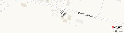Торговый центр на ул. Солнечный микрорайон, 8а на карте Красногоровки