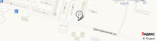 Диана, продуктовый магазин на карте Красногоровки