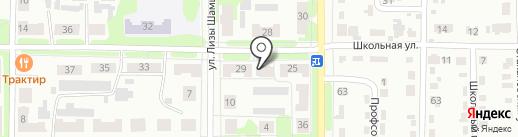 Стома+ на карте Щёкино