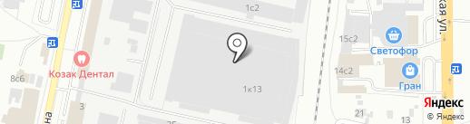 Профресурс СП на карте Климовска