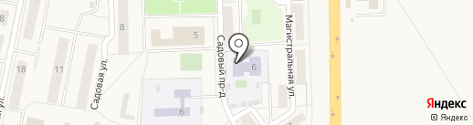 Детский сад №15 на карте Львовского
