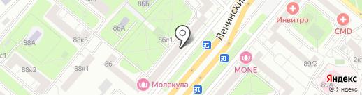 Cheap-Mobile на карте Москвы