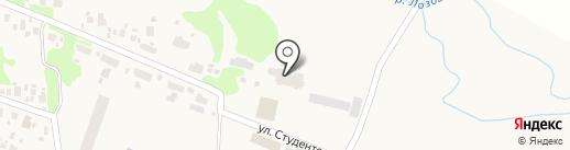 Ветеринарная клиника на карте Красногоровки
