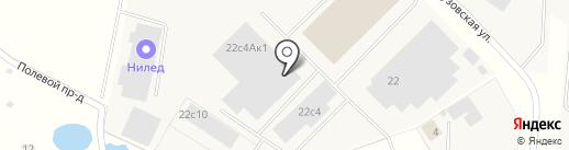 Ветпродукт на карте Подольска