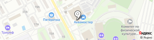 VektorDC на карте Подольска