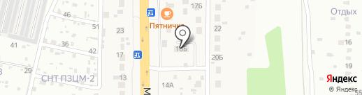 Вологодский мастер на карте Львовского