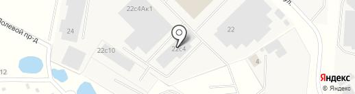 Vektor house на карте Подольска