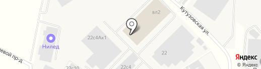 ЛедТехника на карте Подольска