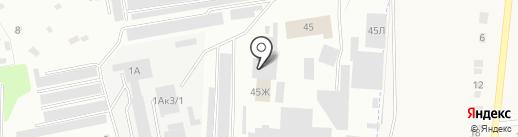 СтройСтандартКомплект на карте Щёкино