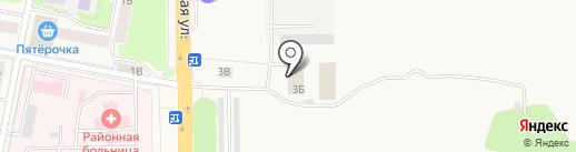 АЙКАРСЕРВИС на карте Подольска