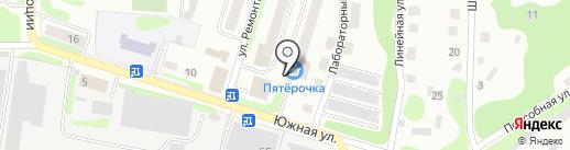 Comepay на карте Щёкино
