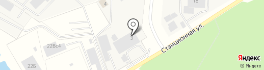 Катэя+ на карте Подольска