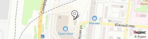 Прокуратура г. Климовска на карте Климовска
