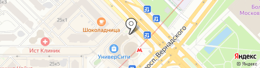Ven comer на карте Москвы
