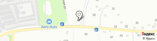 Магазин продуктов на карте Щербинки