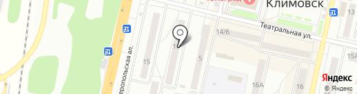 Алвис-Сервис на карте Климовска