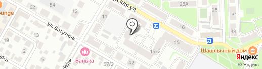 Элит-Сталь на карте Подольска