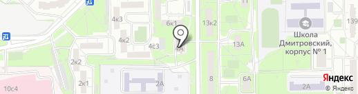 ПивДомик на карте Москвы