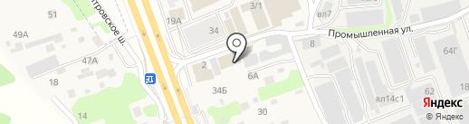 RmsАuto на карте Грибков