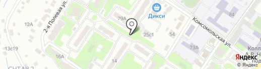 Хмельной бочонок на карте Подольска