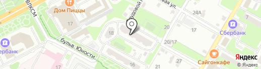 Агентство недвижимости на карте Подольска