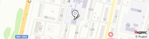 РосНОУ на карте Климовска