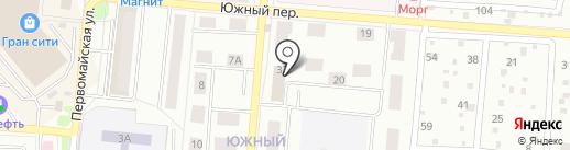Московский областной центр дезинфекции на карте Подольска