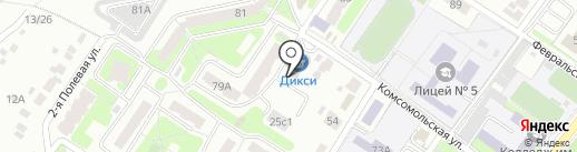 Татьяна и Компания на карте Подольска