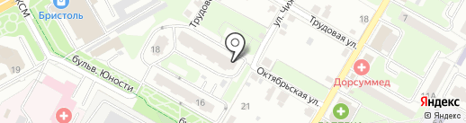 Эрудит на карте Подольска